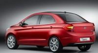 2015 Ford Figo Compact Sedan