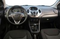2015 Ford Figo Hatchback Interiors