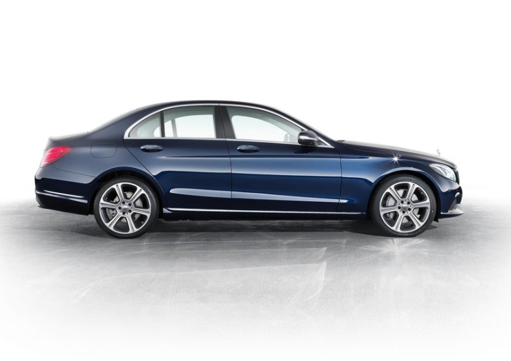 2015 Mercedes Benz C-Class Sedan Profile