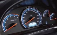 Ssangyong Rexton SUV Facelift Instrumentation