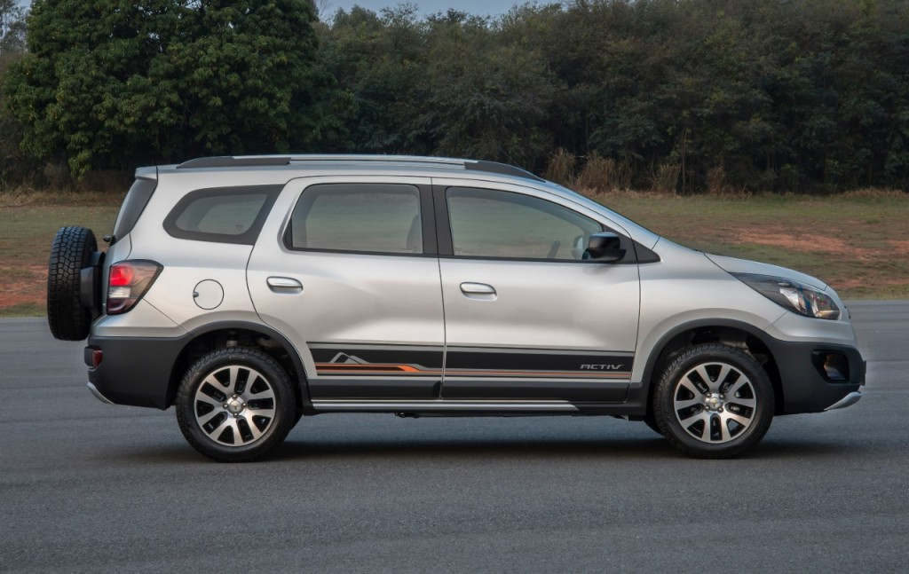Chevrolet Spin Mpv What Are You Doing In India