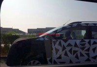 Chevrolet Spin MPV Spyshot