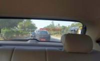 Chevrolet Spin MPV Spyshot Front