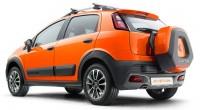 Fiat Avventura Rear