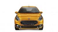 Fiat Punto EVO Front