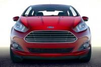 Ford Fiesta Sedan Facelift