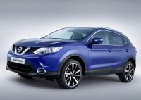 Nissan Qashqai Crossover Front
