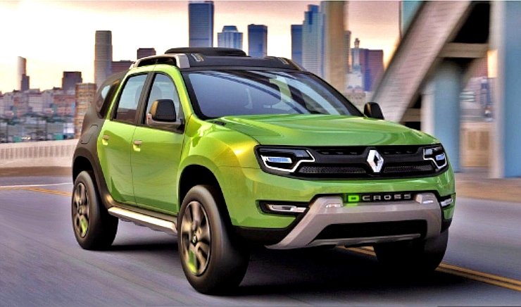 Next generation renault duster suv 7 seater in the works for Nuova dacia duster immagini