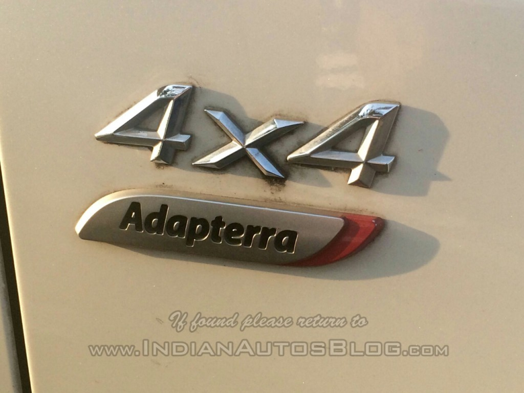 Tata Aria Automatic Badge