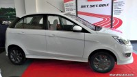 Tata Bolt with Body Kit Profile