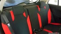 Tata Bolt with Body Kit Rear Seats
