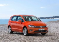 Volkswagen Golf Sportsvan Front