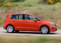 Volkswagen Golf Sportsvan Profile