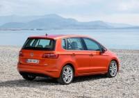 Volkswagen Golf Sportsvan Rear