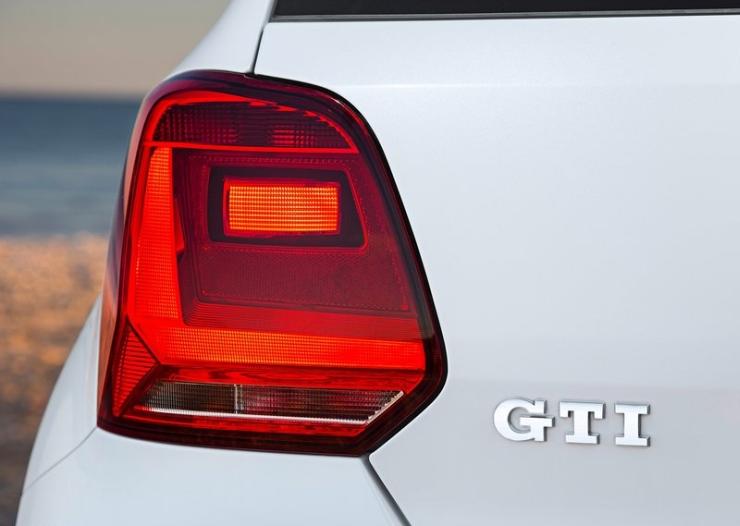 Volkswagen Polo GTI 14