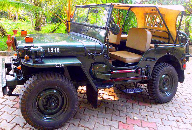 2015 Jeep Willys >> Fascinating Willy's Jeeps That You Can Buy Online