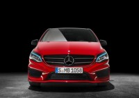 2015 Mercedes Benz B-Class Hatchback Facelift Front
