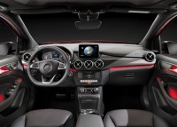 2015 Mercedes Benz B-Class Hatchback Facelift Interiors