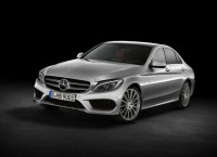 2015 Mercedes Benz C-Class Luxury Saloon