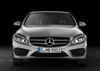 2015 Mercedes Benz C-Class Luxury Saloon Front