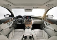 2015 Mercedes Benz C-Class Luxury Saloon Interiors