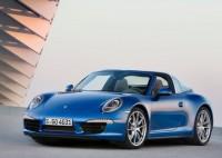 2015 Porsche 911 Targa Front