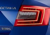 2015 Skoda Octavia vRS Tail Lamp