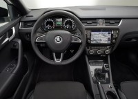 2015 Skoda Octavia vRS Dashboard