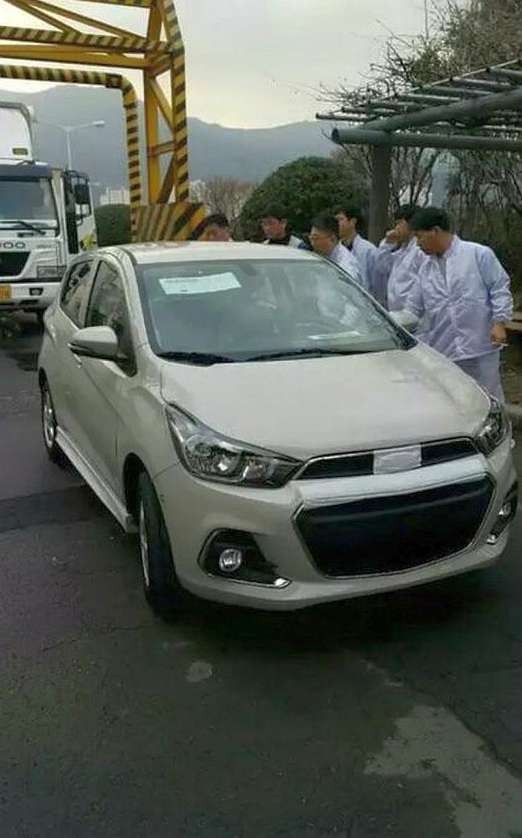 Next-Generation 2016 Chevrolet Beat – This is IT
