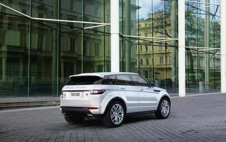 2016 Range Rover Evoque Facelift 2