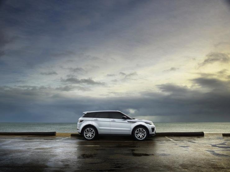2016 Range Rover Evoque Facelift 3