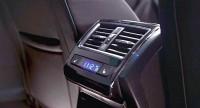016 Skoda Superb Luxury Saloon Rear AC Vents