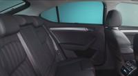016 Skoda Superb Luxury Saloon Rear Seats