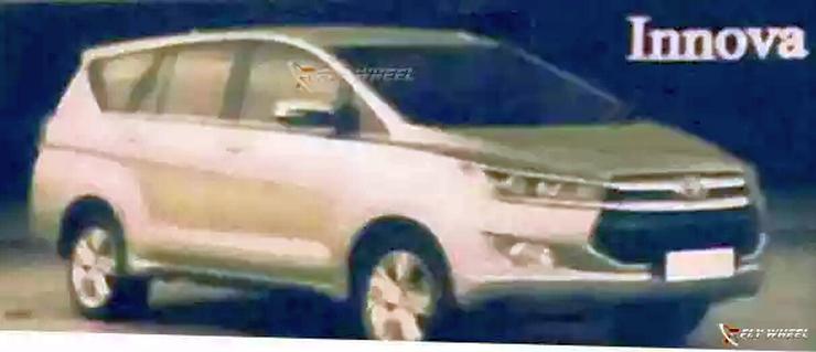 2016 Toyota Innova MPV