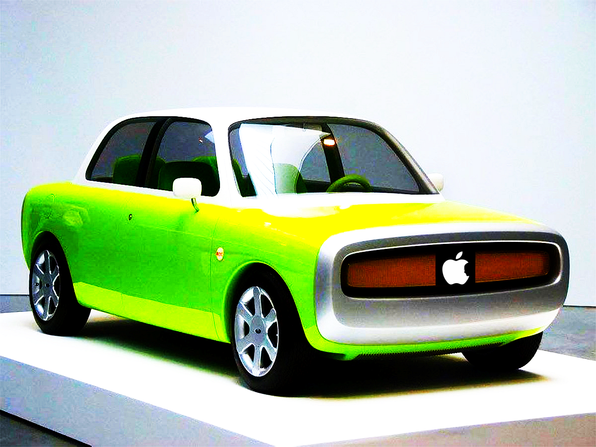 The Apple Electric iCar from Project Titan- Would you buy one?