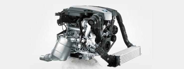 BMW 2 Liter Turbo Diesel Engine