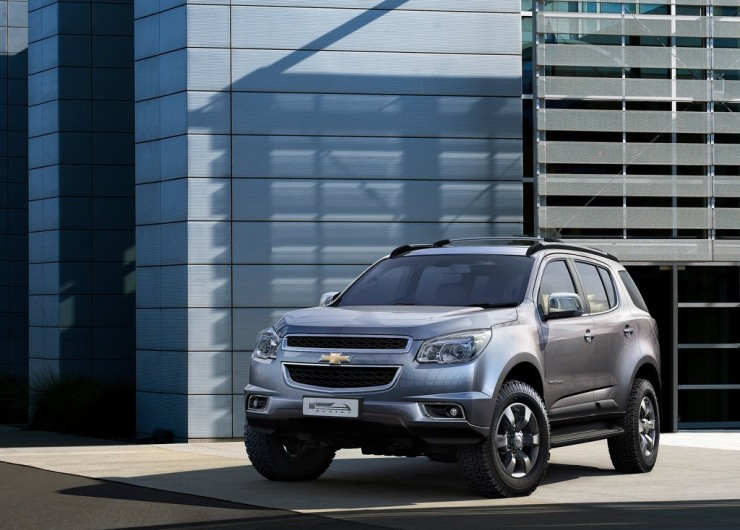 Chevrolet Spin Mpv And Trailblazer Luxury Suv Launch Details