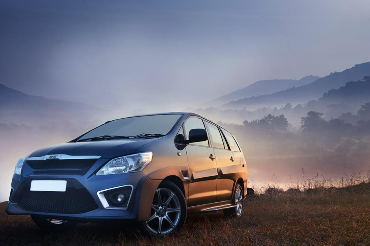 DC Design's Toyota Innova MPV is a First Class Lounge on Wheels – Images + Details
