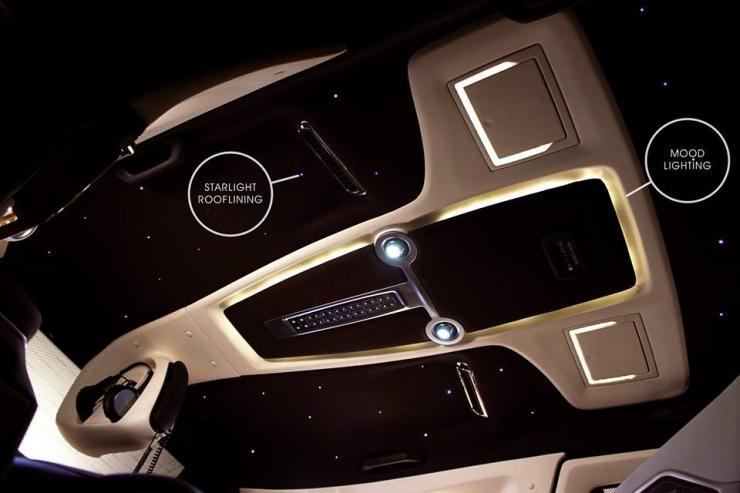 Dc Design S Toyota Innova Mpv Is A First Class Lounge