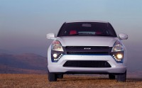 DC Design's Maruti Suzuki Swift Custom Front