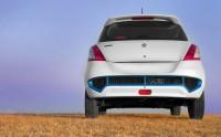 DC Design's Maruti Suzuki Swift Custom Rear