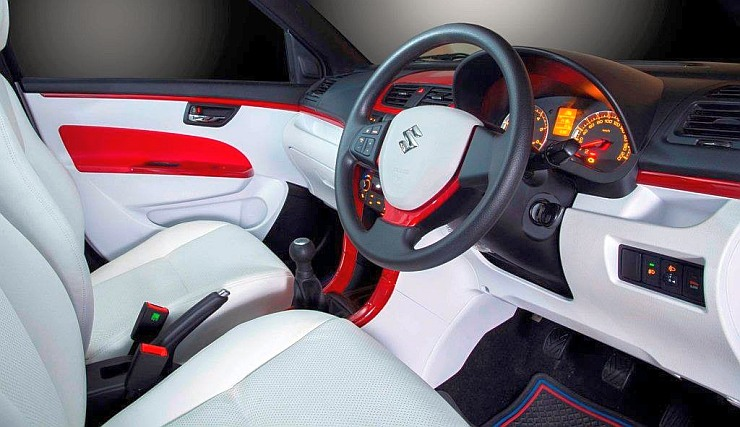 Customise Car Interior Uk