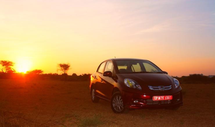 Honda launches CNG Amaze at Rs. 6.5 lakh