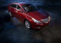 Hyundai Sonata Fluidic Front