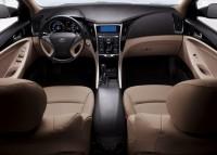 Hyundai Sonata Fluidic Dashboard