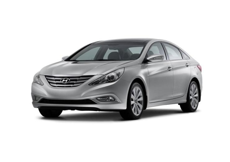 Hyundai Sonata Fluidic