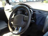 Mahindra Thar Facelift Interiors Spyshot Steering