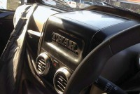 Mahindra Thar Facelift Interiors Spyshot Center Console