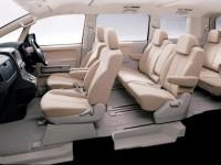 Mitsubishi Delica MPV Interiors