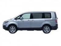 Mitsubishi Delica MPV Profile